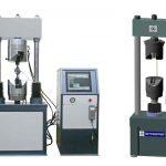 Разрывная испытательная машина: применение и устройство