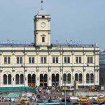 Ленинградский вокзал с заботой о пассажирах