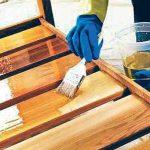 Где применяют мебельный лак