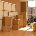 Хранение вещей во время переезда, ремонта